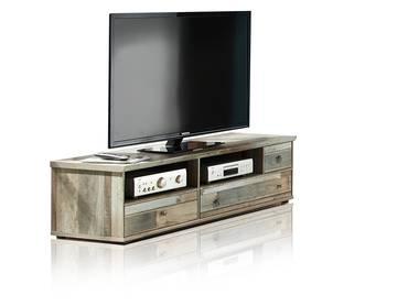 BALI II TV-Unterteil Driftwood Nachbildung