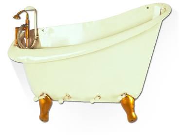 BATH Wandgarderobe vintage