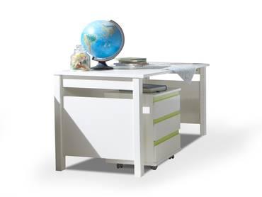 BECCA Schreibtisch weiß