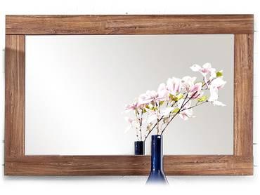 BERN Spiegel 100x65 cm Akazie dunkel