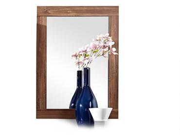 BERN Spiegel 65x90 cm Akazie dunkel