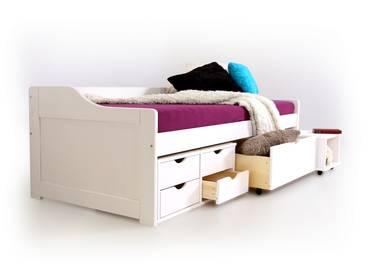 morton doppelbett massivholzbett eiche ge lt 200 x 200 cm. Black Bedroom Furniture Sets. Home Design Ideas