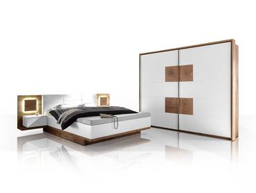 CAMERON II Schlafzimmer mit Betttruhe