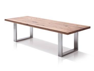 CAMILLO Kufentisch in 3 Eiche Varianten