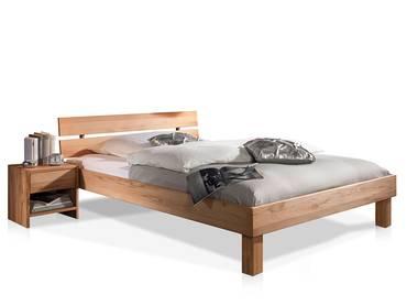 CARIA Doppelbett/Massivholzbett