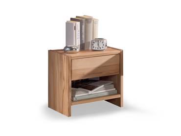 caria doppelbett massivholzbett 140 x 200 kernbuche. Black Bedroom Furniture Sets. Home Design Ideas