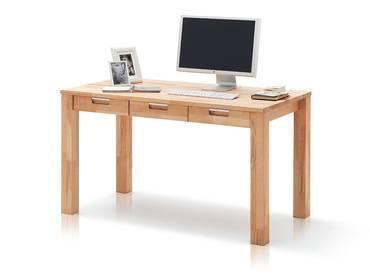 CARINA Schreibtisch mit 3 Schubkästen