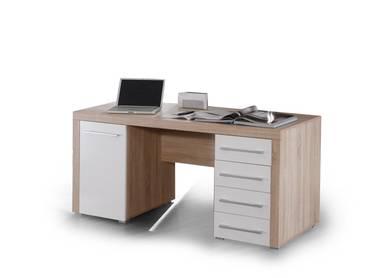 schreibtische g nstig kaufen ergonomischer und. Black Bedroom Furniture Sets. Home Design Ideas