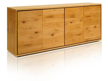 DARLING Sideboard Wildeiche furniert