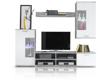 Wohnwände Stimmige Möbelstücke Für Ihr Wohnzimmer Günstig Kaufen