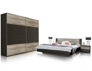 FLORES II Komplett-Schlafzimmer