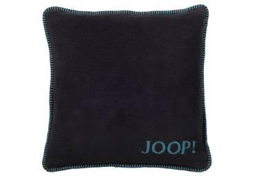 JOOP! Uni-Doubleface Kissen mit Füllung