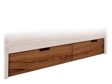 paletti duo massivholzbett aus paletten 120 x 200 cm. Black Bedroom Furniture Sets. Home Design Ideas