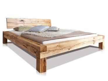 Betten aus eiche moderne doppelbetten hier g nstig for Massivholz bett