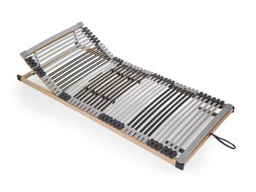 AMETHYST Lattenrost mit 44 Leisten Verstellung wählbar, TÜV zertifiziert 140 x 200 cm   verstellbar