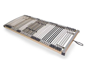 AMETHYST Lattenrost mit 44 Leisten Verstellung wählbar, TÜV zertifiziert 90 x 200 cm | fest