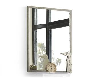 MARIC Spiegel betongrau