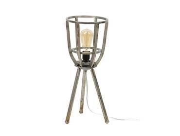 MARIO Tischlampe Höhe 51 cm