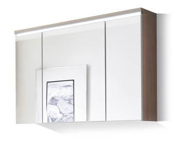 marlena h ngeschrank klein eiche sonoma wei. Black Bedroom Furniture Sets. Home Design Ideas