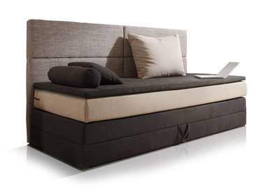 boxspringbetten sofort lieferbar boxspringbett im. Black Bedroom Furniture Sets. Home Design Ideas