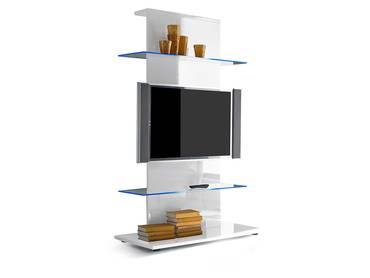 lowboard mit stauraum tv und hifi m bel mit gro er stellfl che g nstig kaufen. Black Bedroom Furniture Sets. Home Design Ideas
