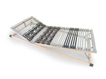 PYRIT Teller-Lattenrost fest und verstellbar, TÜV zertifiziert 80 x 200 cm   verstellbar