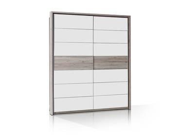 romana bettanlage 180x200 cm sandeiche weiss ohne bettbank. Black Bedroom Furniture Sets. Home Design Ideas