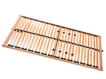 RUBIN 5-Zonen Lattenrost NV, stabile Birke, TÜV zertifiziert