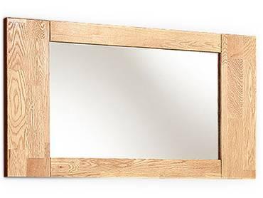 Spiegel aus eiche wandspiegel mit holzrahmen aus eiche online kaufen - Spiegel holzrahmen eiche ...