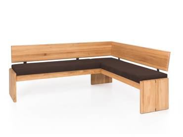 spider domino eckbank mit kunstlederbezug braun rechts. Black Bedroom Furniture Sets. Home Design Ideas