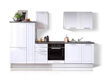 SOFIE Küchenblock weiß