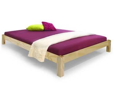 SUSA Einzelbett / Doppelbett Kiefer