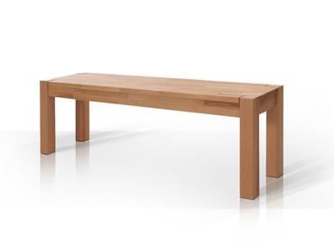 TIMO Sitzbank vollmassiv