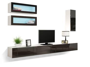 quadro couchtisch klarglas 90x90 cm. Black Bedroom Furniture Sets. Home Design Ideas
