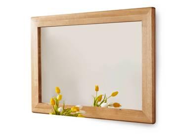 VERONA Spiegel 100x70 cm Wildeiche geölt