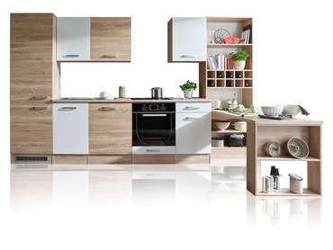 praktische k chen in vielen designs k che online bestellen. Black Bedroom Furniture Sets. Home Design Ideas