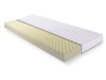 BRECKLE VITAL 12 Komfortschaum Matratze H2 120 x 200 | Härtegrad 2