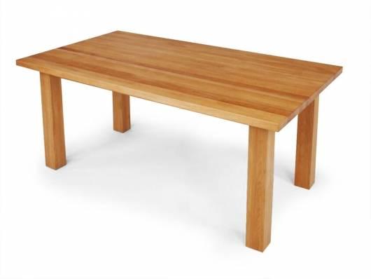 YORGI Maßtisch Esstisch, Material Massivholz