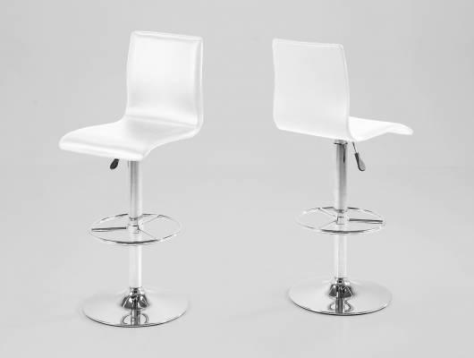 ABENA Barhocker, Material Kunstleder/Metall