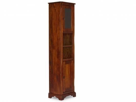 CESI Hochschrank, Material Massivholz, Pinie braun