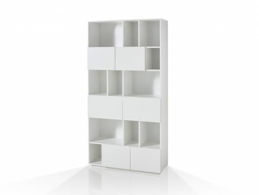 RAMIRO Regal/Raumteiler Breite 100 cm, Material MDF