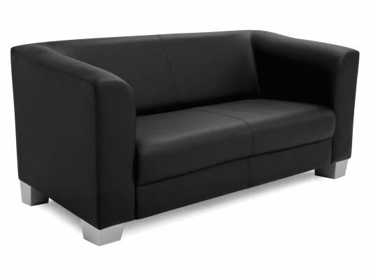 CHICAGO 2-Sitzer Sofa, Material Kunstleder