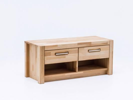 FANJA Garderobenbank, Material Massivholz, geölt