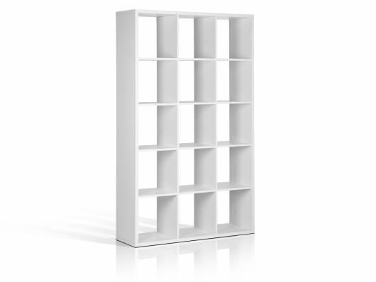 MAXI Regal mit 15 Fächern, Material Dekorspanplatte