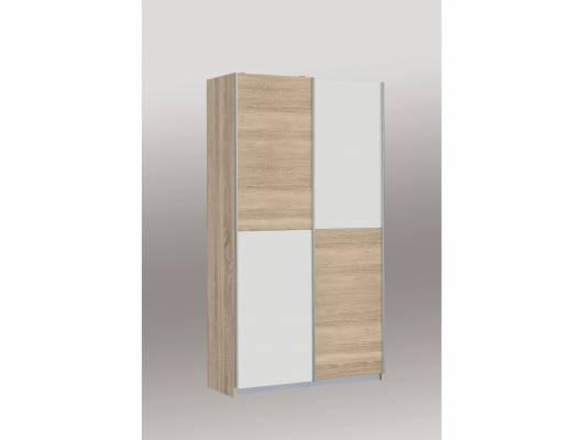 ORENO Mehrzweckschrank / Kleiderschrank, Material Dekorspanplatte