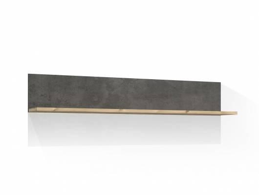 KALIMA Wandboard, Material Dekorspanplatte, fichtefarbig