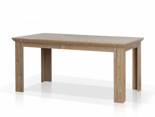 NIZZA Esstisch 160/205x90 cm, Material MDF, Bramberg fichtefarbig