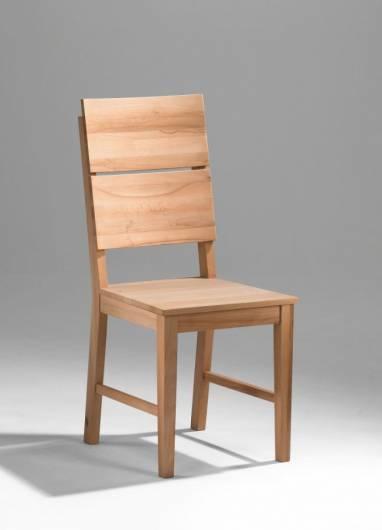 4 Stück KAI Stuhl Kernbuche lackiert