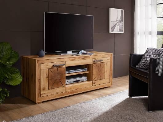 WINSTON II TV-Element Wildeiche geölt