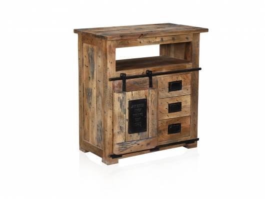 BRISTOL Sideboard VII, Material Massivholz, Mango rustikal